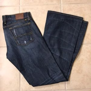 Lucky Brand Lil Maggie flare jeans size 8